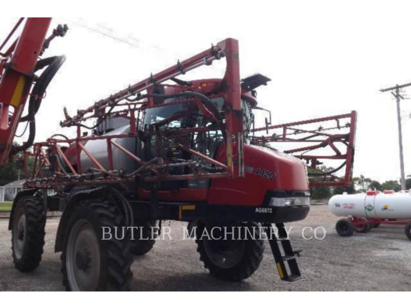 CASE/INTERNATIONAL HARVESTER SPRAYER 4420 equipment  photo 8