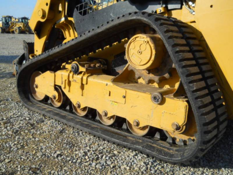 CATERPILLAR MULTI TERRAIN LOADERS 249D equipment  photo 12