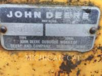 JOHN DEERE TRACK TYPE TRACTORS 350B equipment  photo 7