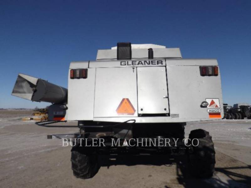 GLEANER MÄHDRESCHER R65 equipment  photo 11