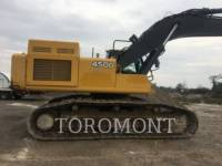 DEERE & CO. TRACK EXCAVATORS 450DL equipment  photo 5