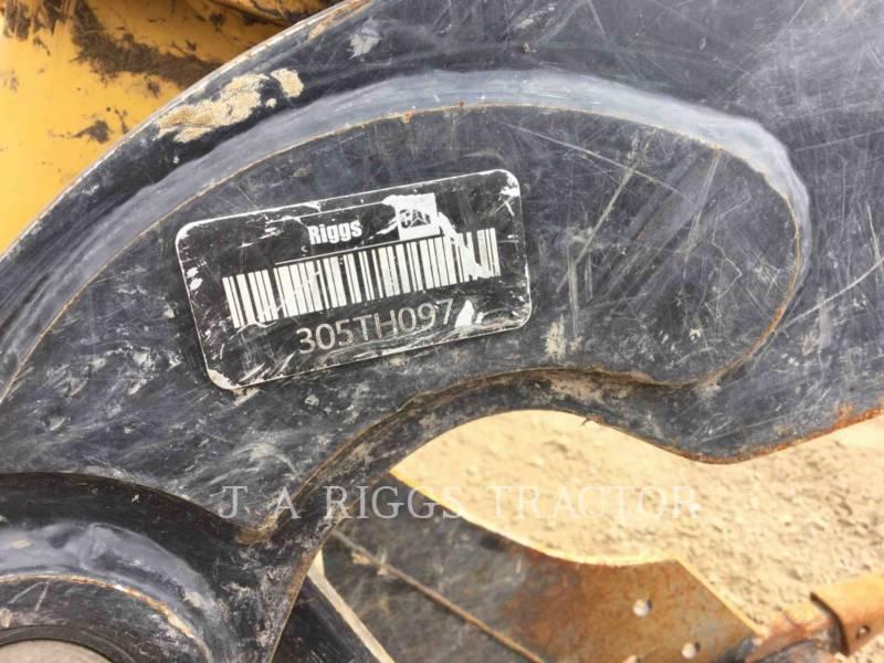 CATERPILLAR EXCAVADORAS DE CADENAS 305E equipment  photo 24