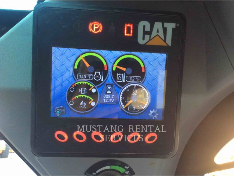 CATERPILLAR CARREGADEIRAS TODO TERRENO 299D2 equipment  photo 8