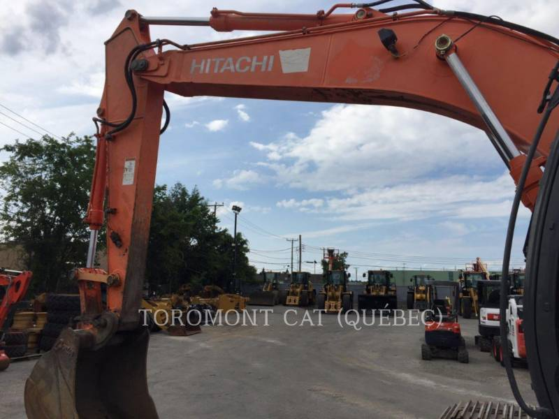 HITACHI TRACK EXCAVATORS ZX200LC3 equipment  photo 6