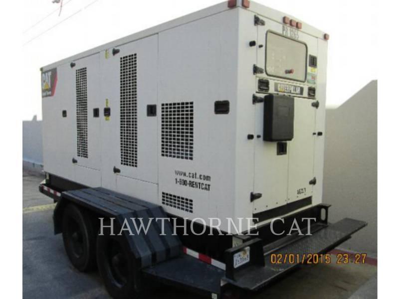 CATERPILLAR PORTABLE GENERATOR SETS XQ230 equipment  photo 7