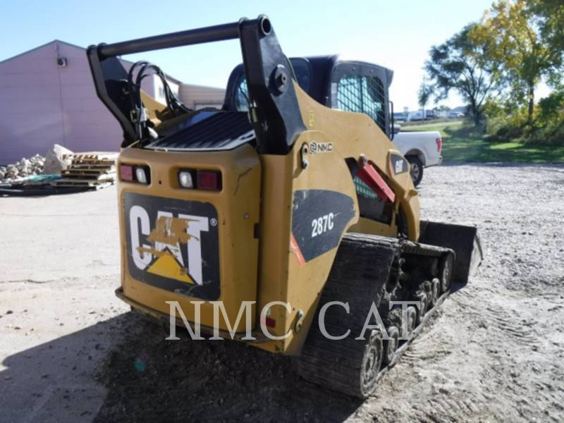 CATERPILLAR CARGADORES MULTITERRENO 287C equipment  photo 3