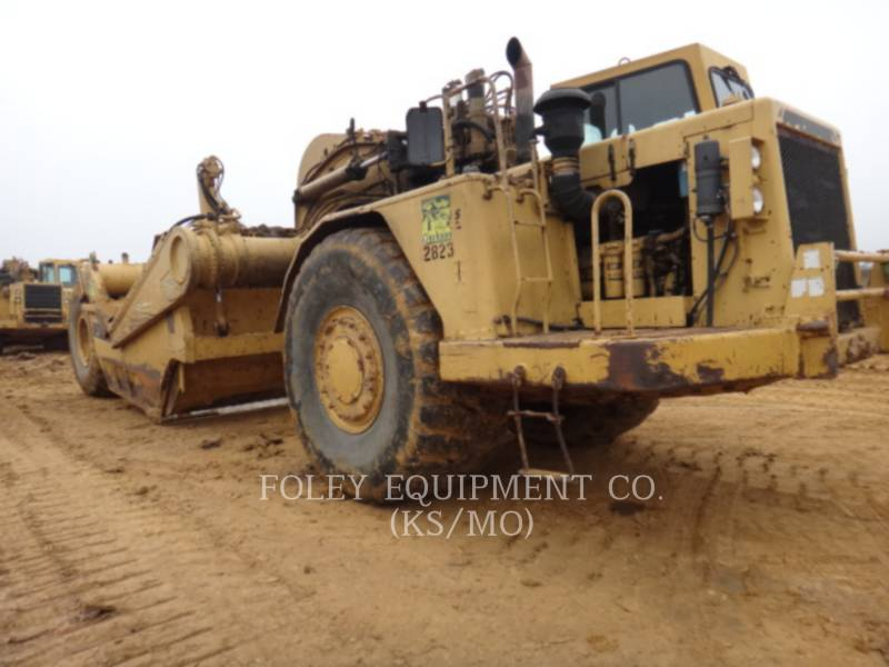 CATERPILLAR MOTOESCREPAS 631E equipment  photo 2