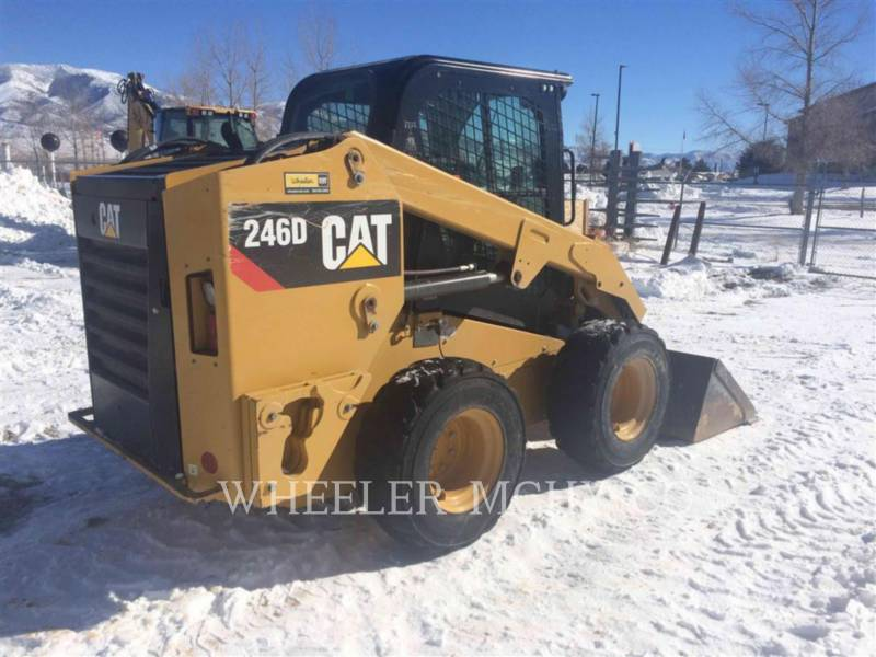 CATERPILLAR MINICARREGADEIRAS 246D C3-H4 equipment  photo 8