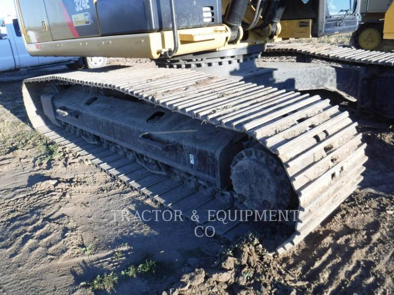 CATERPILLAR PELLES SUR CHAINES 324E L equipment  photo 6