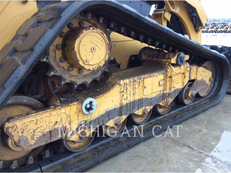 CATERPILLAR MULTI TERRAIN LOADERS 289D A2Q equipment  photo 8