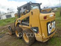 Equipment photo Caterpillar 226B3 MINIÎNCĂRCĂTOARE RIGIDE MULTIFUNCŢIONALE 1
