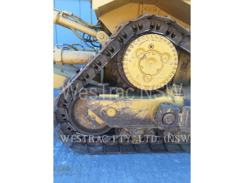 CATERPILLAR TRACTORES DE CADENAS D9R equipment  photo 9