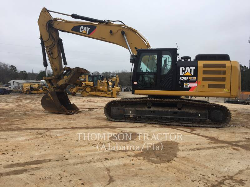 CATERPILLAR トラック油圧ショベル 329FL equipment  photo 1