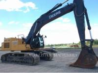 JOHN DEERE PELLES SUR CHAINES 450D LC equipment  photo 4