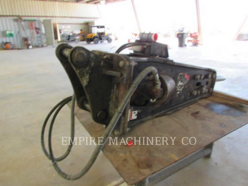 CATERPILLAR  HAMMER H100 equipment  photo 2