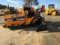 LEE-BOY ASPHALT PAVERS 8515C equipment  photo 2