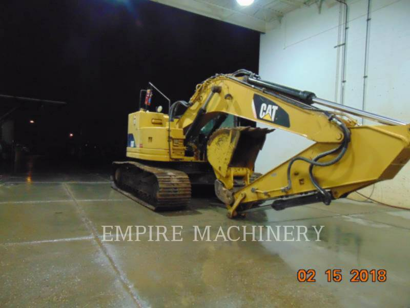 CATERPILLAR KETTEN-HYDRAULIKBAGGER 328DLCR equipment  photo 1