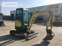 YANMAR KOPARKI GĄSIENICOWE VIO25-4 equipment  photo 5