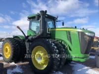 DEERE & CO. TRACTEURS AGRICOLES 9410R equipment  photo 2