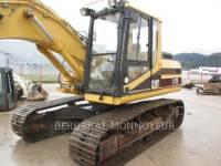 CATERPILLAR PELLES SUR CHAINES 317B equipment  photo 4