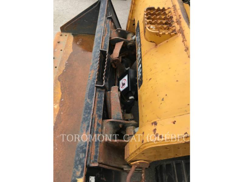 CATERPILLAR UNIWERSALNE ŁADOWARKI 297C equipment  photo 11