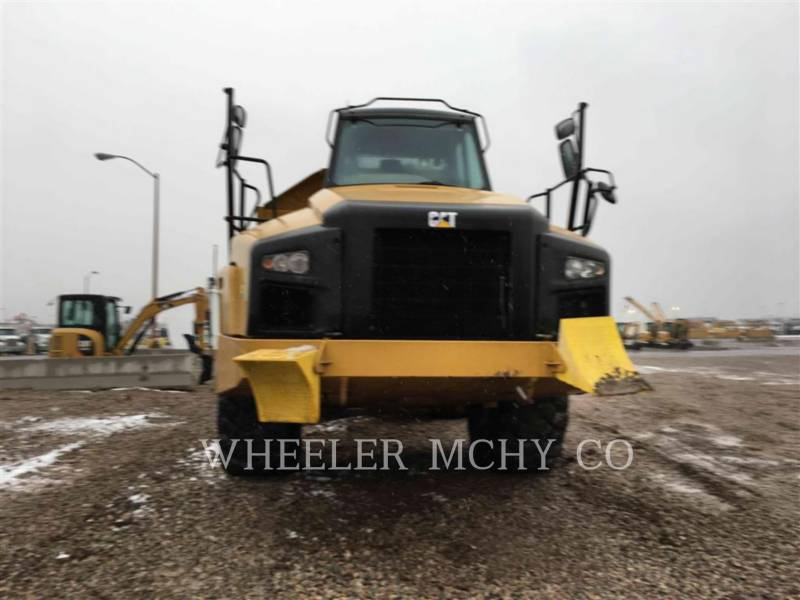 CATERPILLAR ARTICULATED TRUCKS 740B TG equipment  photo 2