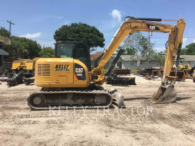 CATERPILLAR TRACK EXCAVATORS 308E2CRSB equipment  photo 8