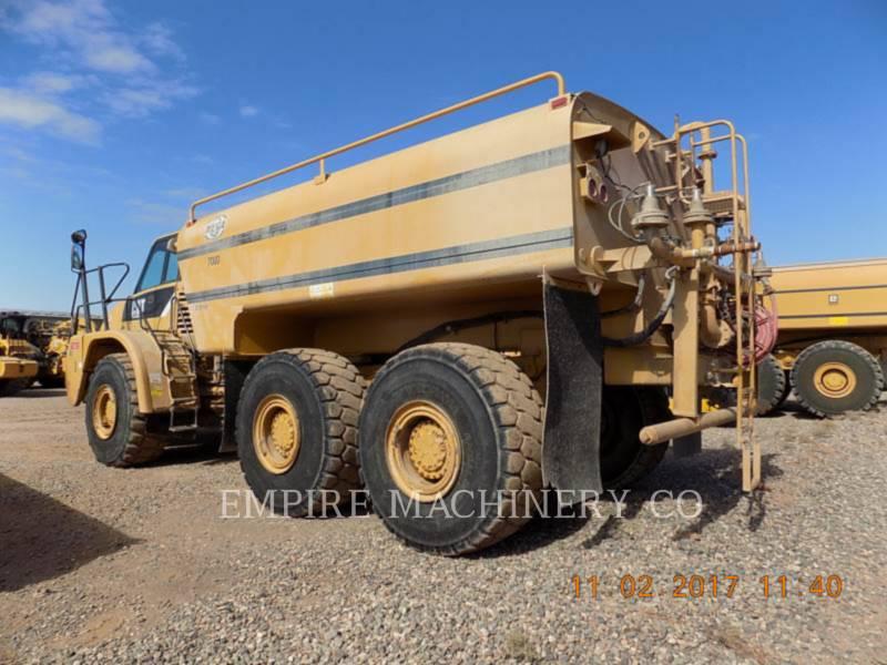CATERPILLAR 給水トラック 735 WT equipment  photo 3