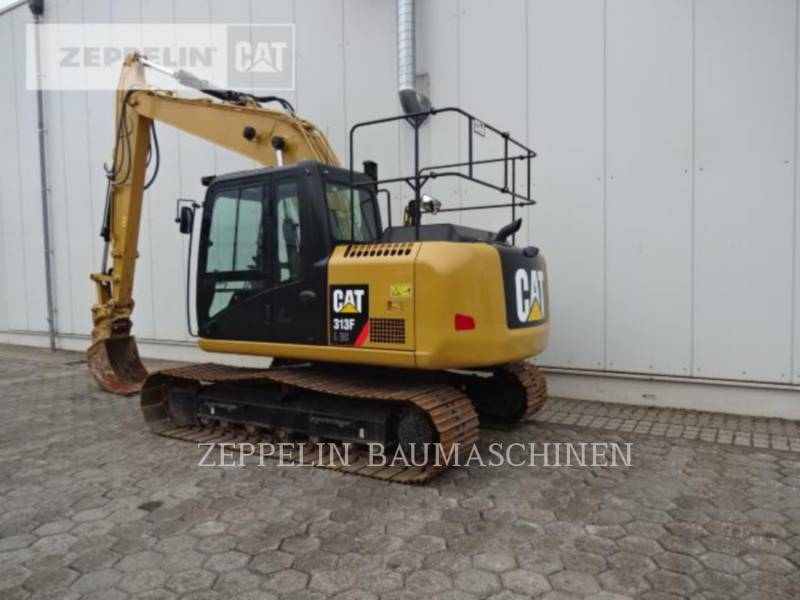 CATERPILLAR PELLES SUR CHAINES 313FLGC equipment  photo 3