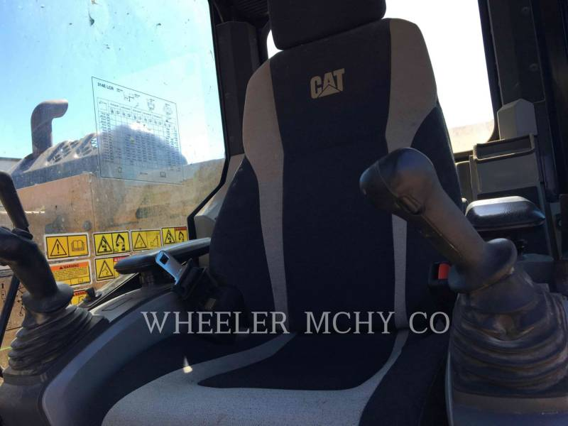 CATERPILLAR TRACK EXCAVATORS 314E L THM equipment  photo 5