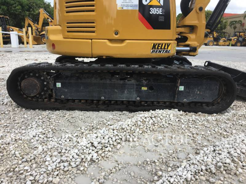 CATERPILLAR トラック油圧ショベル 305E2CR equipment  photo 9