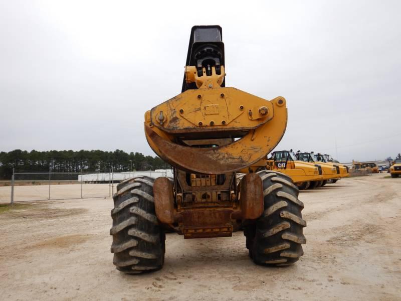 CATERPILLAR FORSTWIRTSCHAFT - HOLZRÜCKER 525D equipment  photo 3