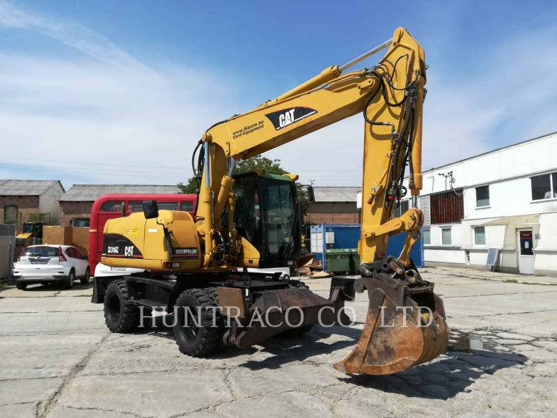 CATERPILLAR WHEEL EXCAVATORS M316C equipment  photo 4