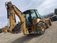 CATERPILLAR BAGGERLADER 420E E THM equipment  photo 5