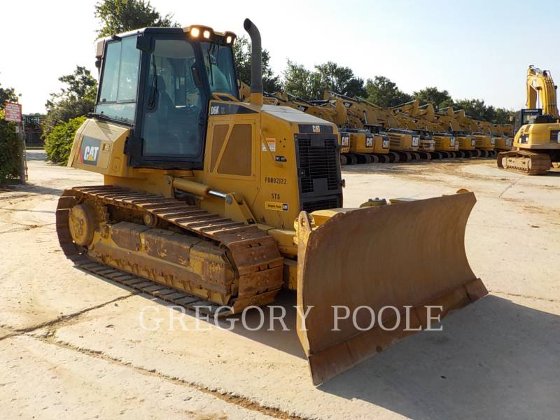 CATERPILLAR TRACK TYPE TRACTORS D6K XL equipment  photo 5