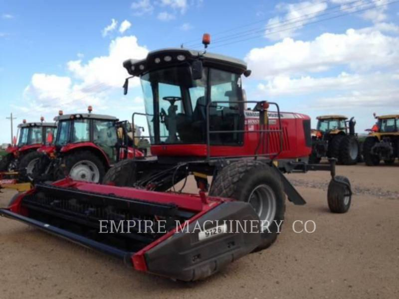 MASSEY FERGUSON Echipamente agricole pentru cosit MFWR9740 equipment  photo 1