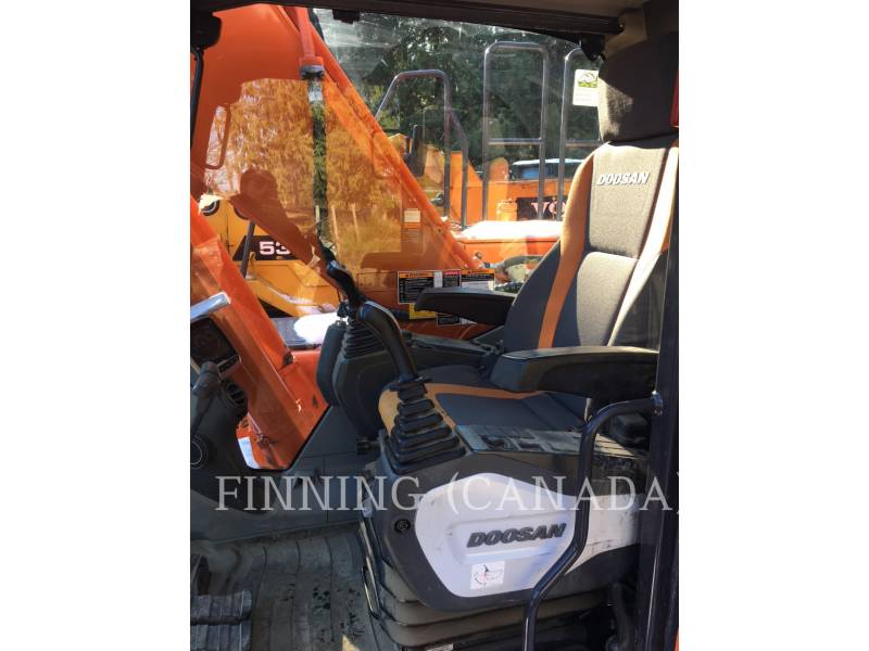 DOOSAN INFRACORE AMERICA CORP. KOPARKI GĄSIENICOWE DX225LC-3 equipment  photo 5