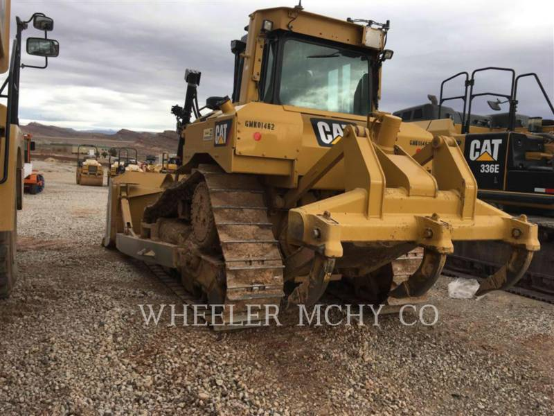 CATERPILLAR TRACTORES DE CADENAS D6T XL ARO equipment  photo 2