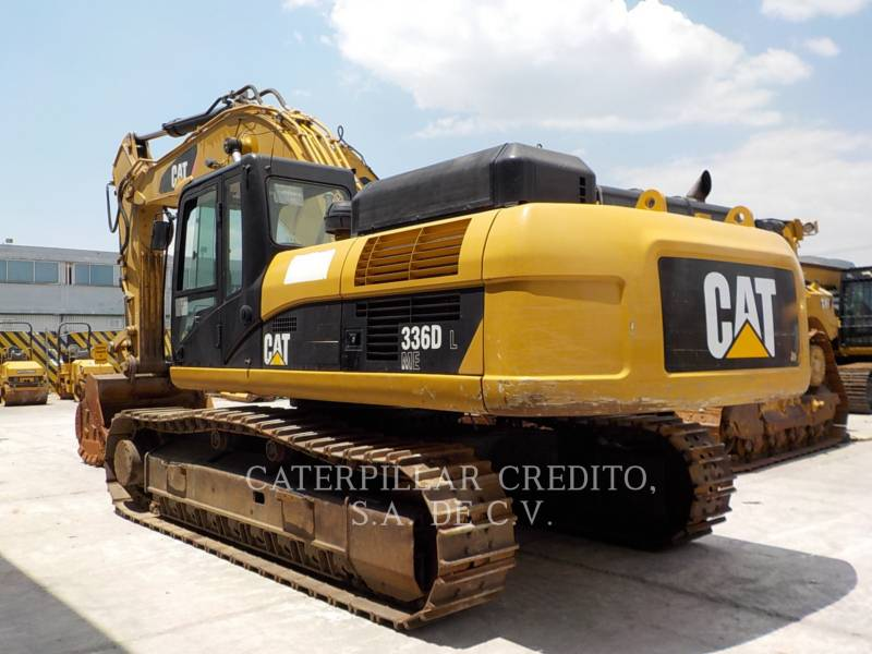 CATERPILLAR PELLES SUR CHAINES 336DL equipment  photo 3