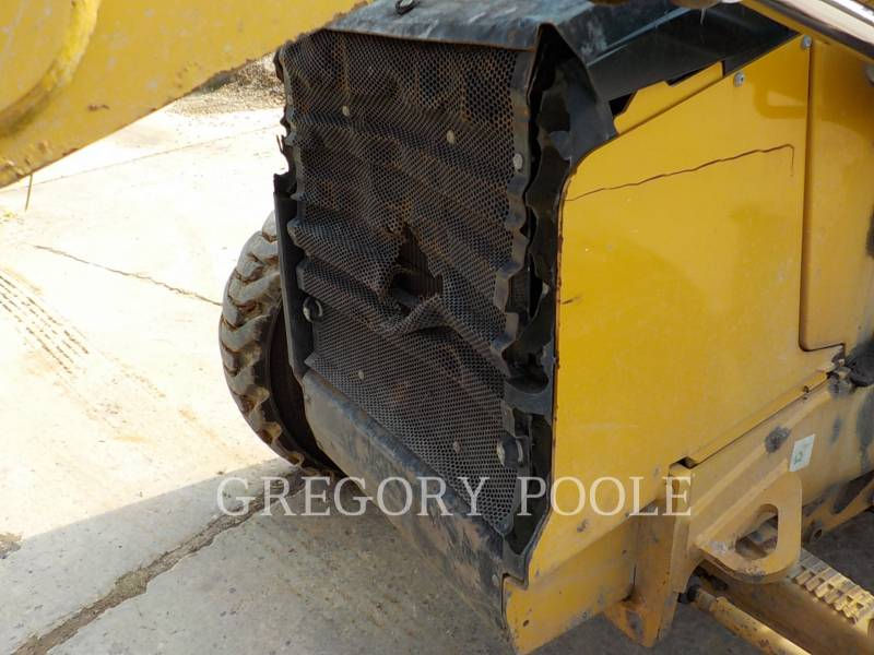 CATERPILLAR BAGGERLADER 430FIT equipment  photo 15