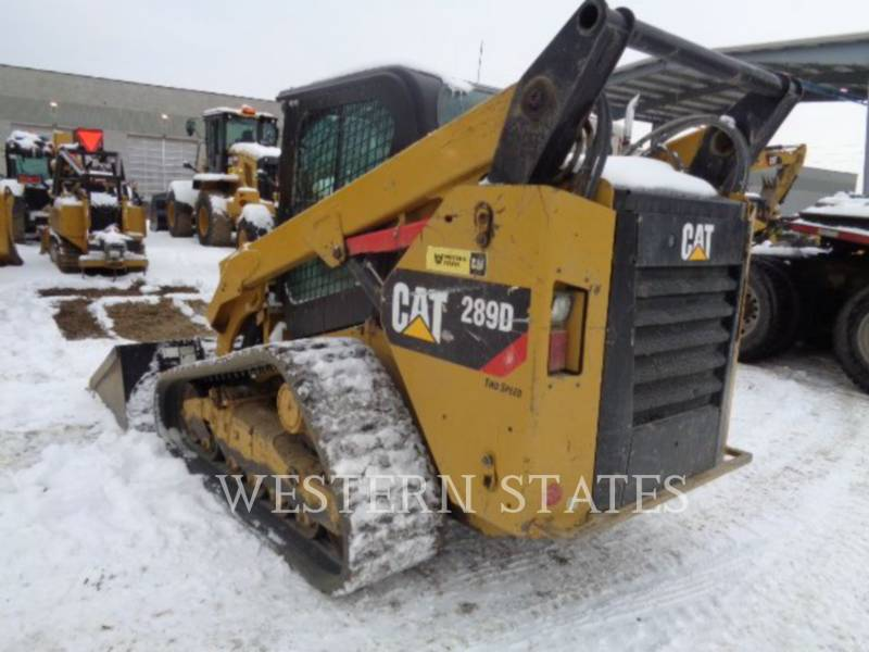CATERPILLAR 多様地形対応ローダ 289D equipment  photo 3