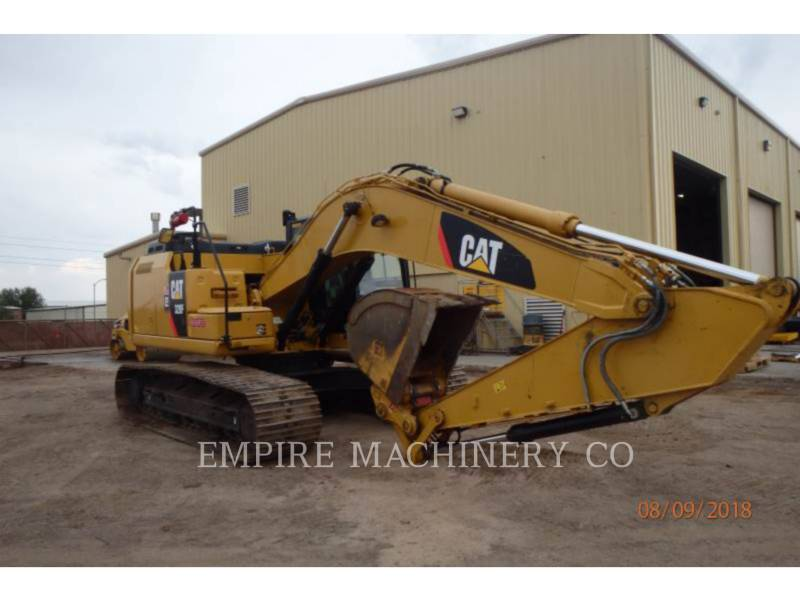 CATERPILLAR ESCAVADEIRAS 320FL equipment  photo 1