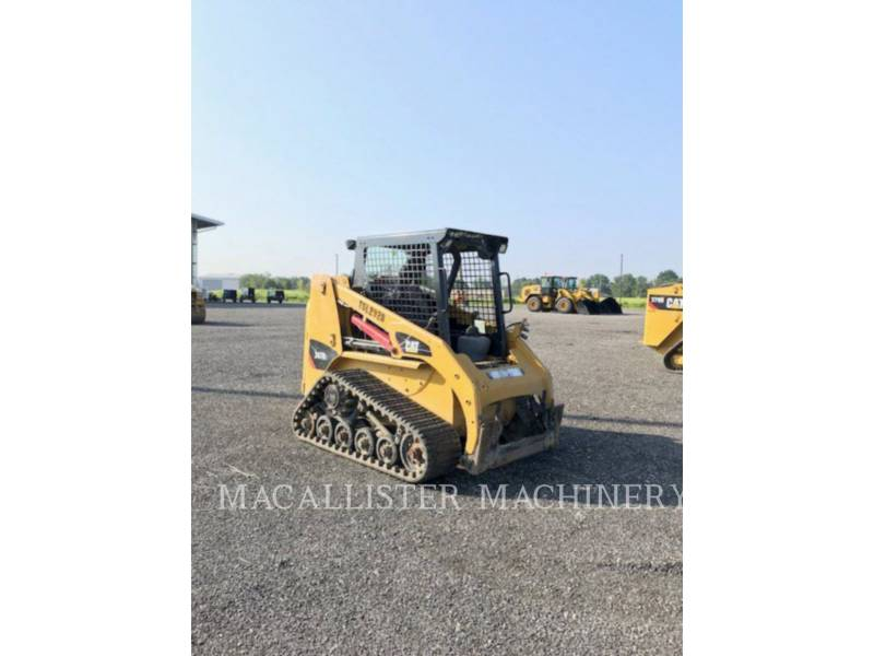 Caterpillar ÎNCĂRCĂTOARE PENTRU TEREN ACCIDENTAT 247B3 equipment  photo 7