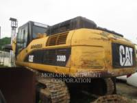 CATERPILLAR KETTEN-HYDRAULIKBAGGER 330D equipment  photo 3