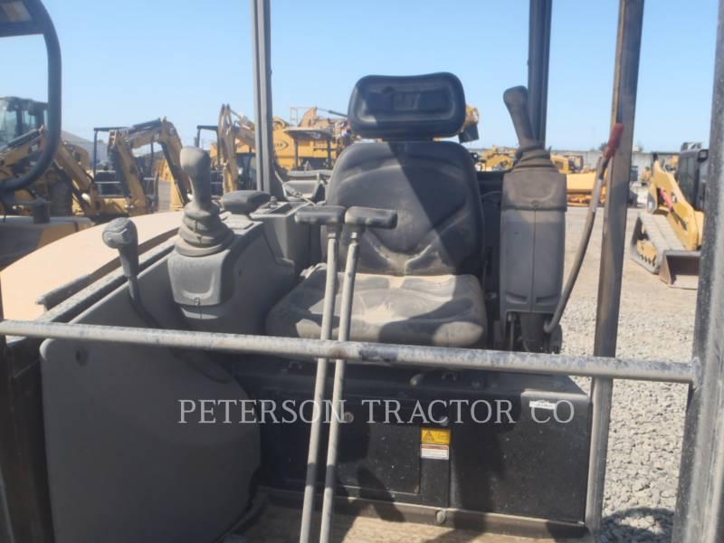CATERPILLAR TRACK EXCAVATORS 302.7D equipment  photo 5