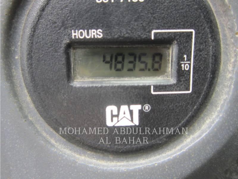 CATERPILLAR 振動シングル・ドラム・スムーズ CS 533 E equipment  photo 11