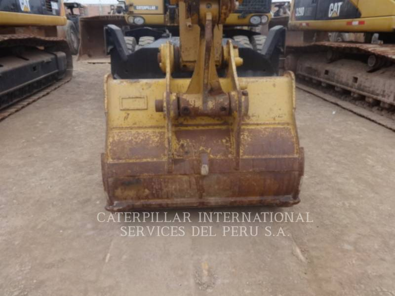 CATERPILLAR PELLES SUR PNEUS M313 D equipment  photo 20