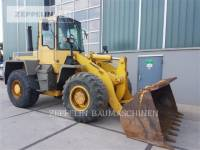 KOMATSU LTD. PALE GOMMATE/PALE GOMMATE MULTIUSO WA270-3 equipment  photo 1
