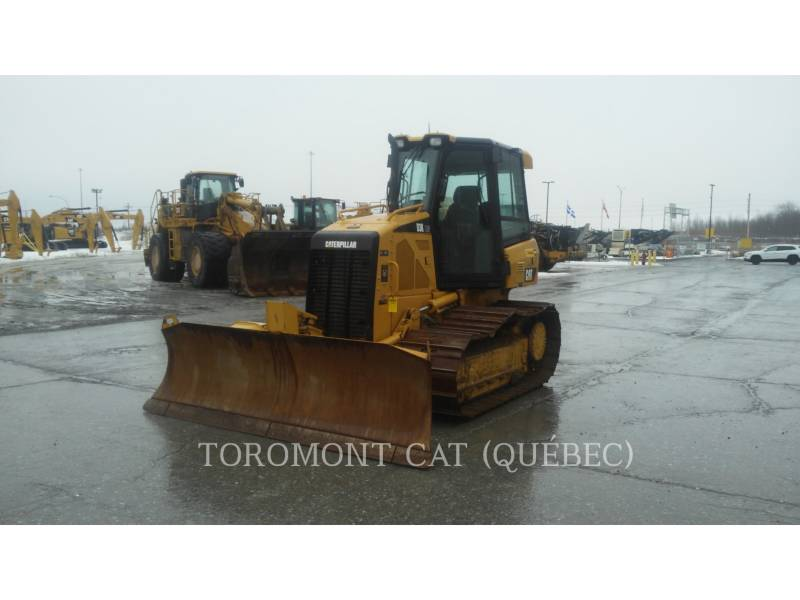 CATERPILLAR TRACK TYPE TRACTORS D3KLGP equipment  photo 1