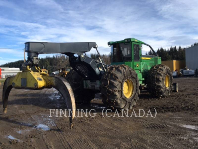 JOHN DEERE FORESTRY - SKIDDER 848 L equipment  photo 1